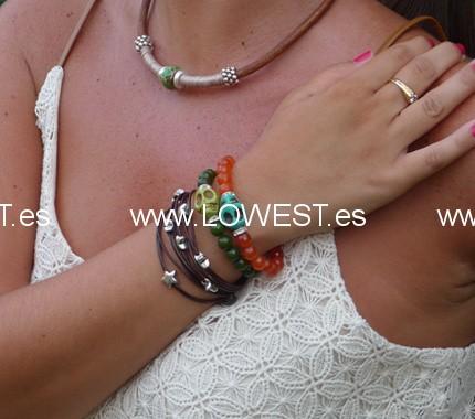las pulseras moda