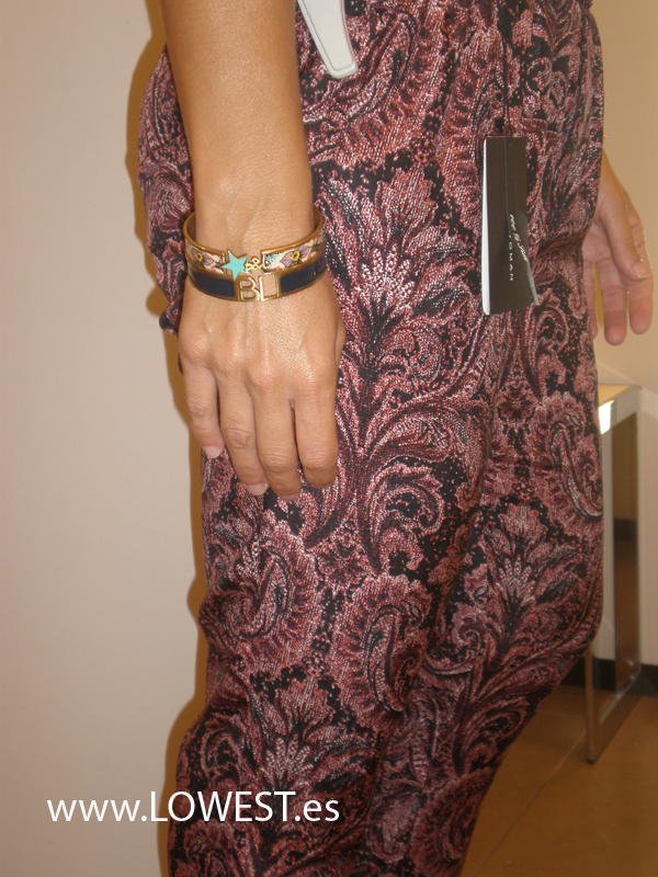 manualidades pulseras rigidas