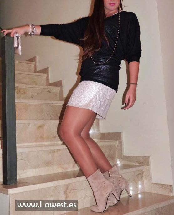 falda corta blog