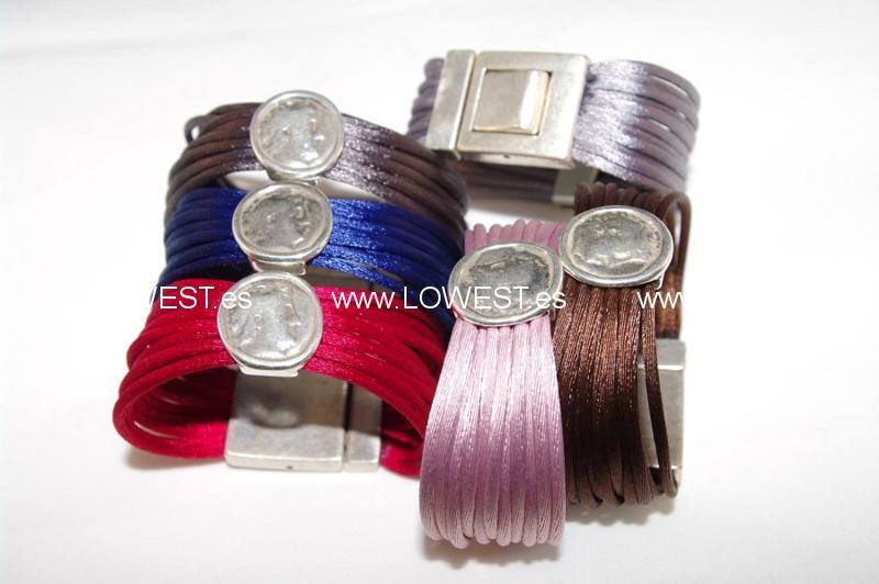 como comprar pulseras tejidas