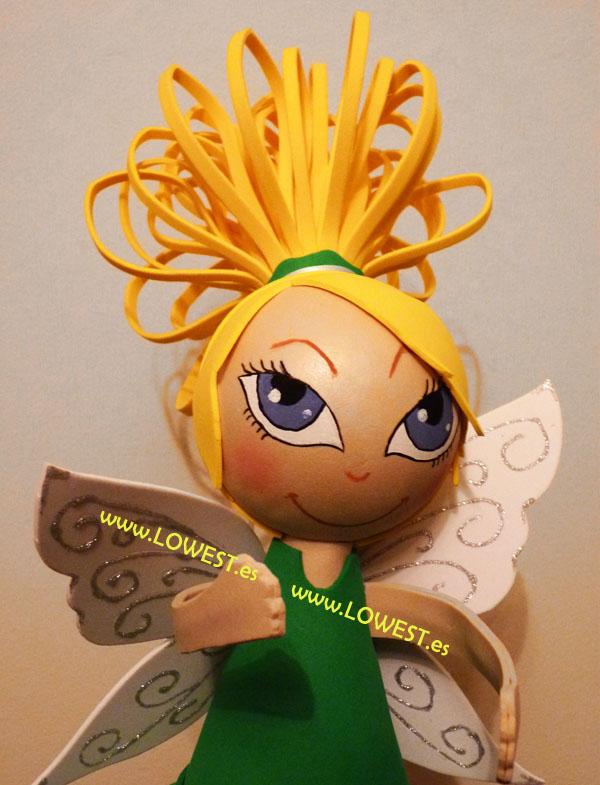 Muñecas Fofuchas y muñecos de Goma Eva…