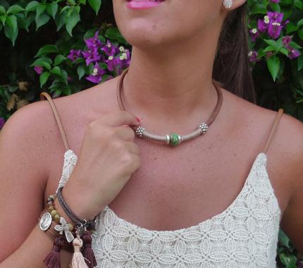 collares pulseras 2013