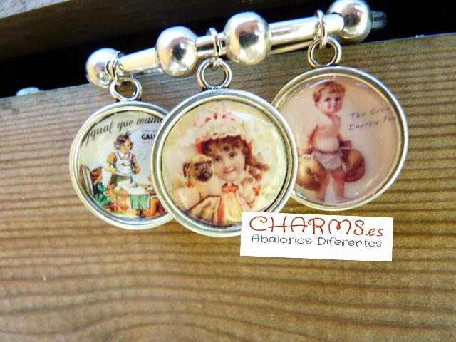 pulseras vintage 2015