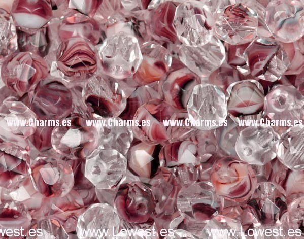 cuentas de cristal