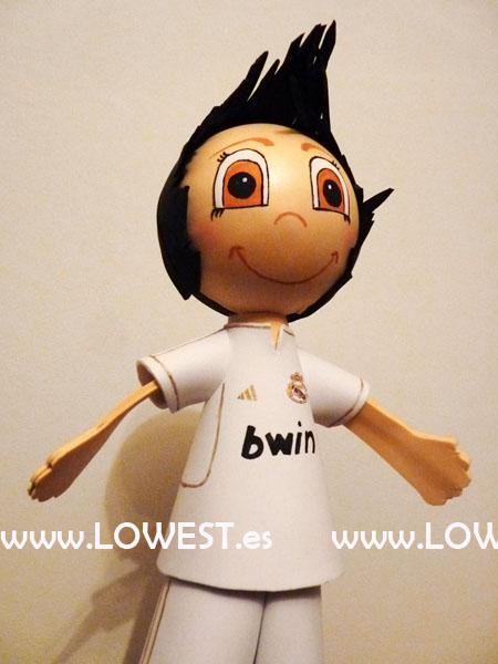 muñecos cristiano ronaldo