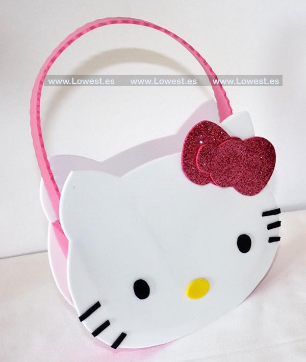 Bolsito de Hello Kitty para chucherias