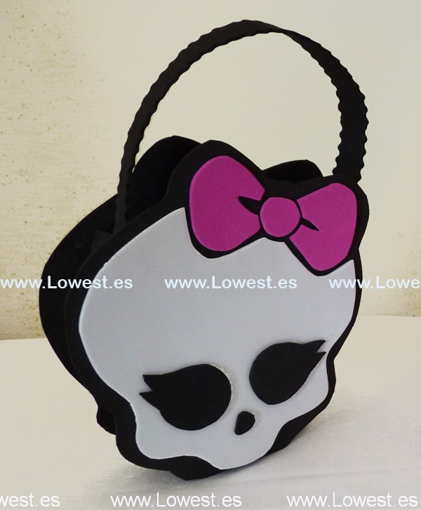 bolso chuches monster high