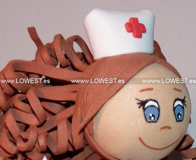 fofuchas de enfermeras