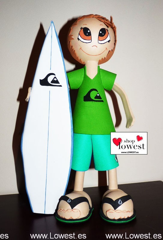 fofucha surfero surfista