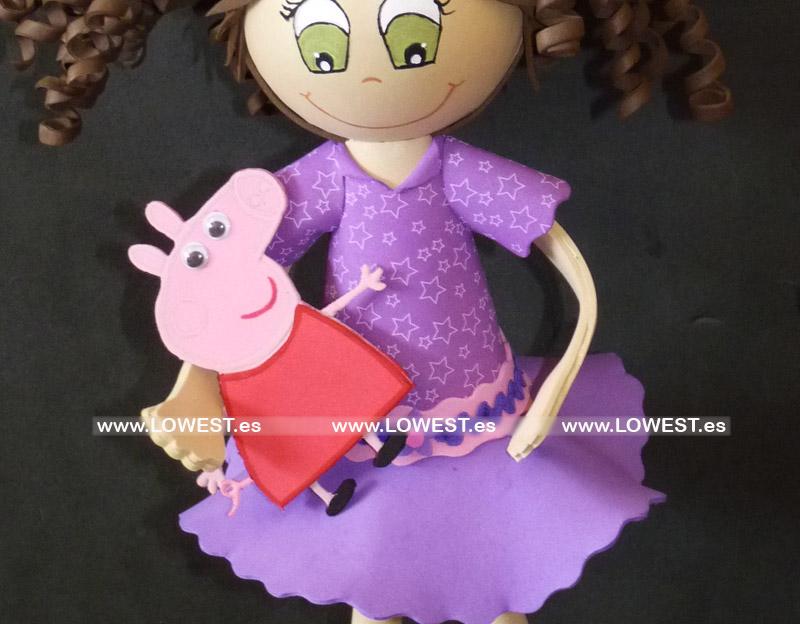 muñecas peppa pig