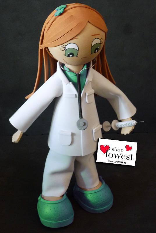 fofuchas de medicos