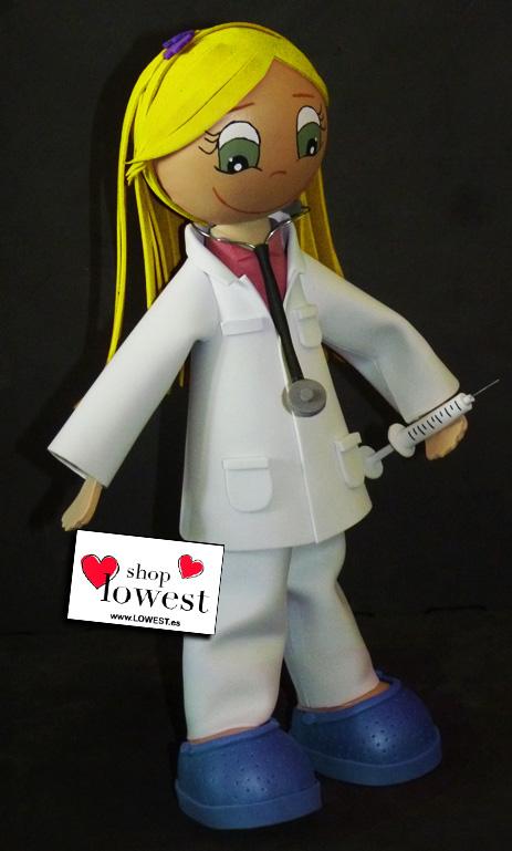 fofucha doctora medico
