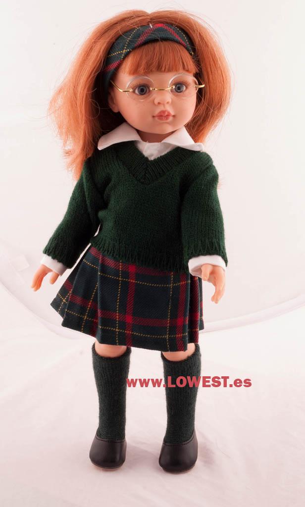muñecas colegios madrid