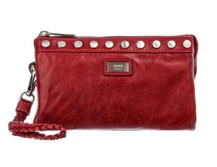 bolso mujer rojo