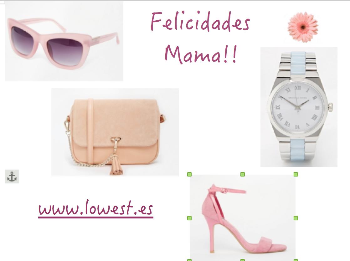 Feliz día de la madre!!
