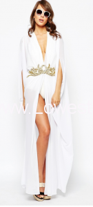 vestido playa Asos