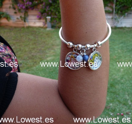 pulsera retrocharms