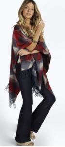 capa invierno abrigo