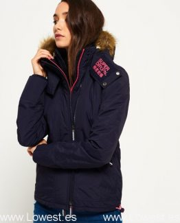 Chaqueta con capucha y pelo sherpa SD-Wind Attacker