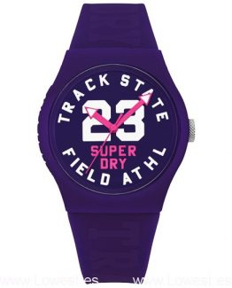Reloj de pulsera Urban Track and Field